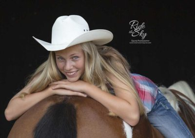 Girl-Horse-Photography-Black-Background-Chattanooga-Tennessee-RidetheSkyEquine