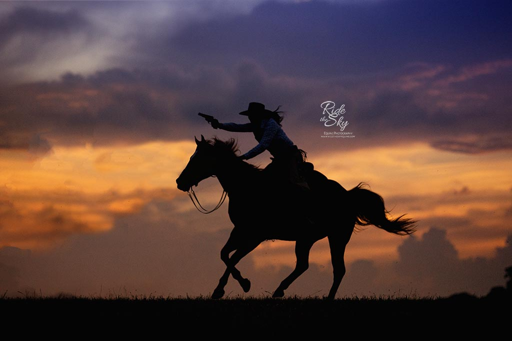 Sunset-Horse-Photography-Chattanooga-Tennessee-RidetheSkyEquine