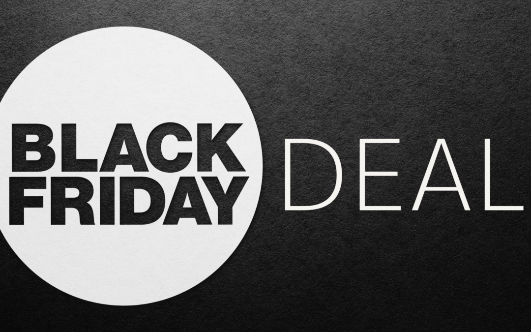 2019 Black Friday Deal
