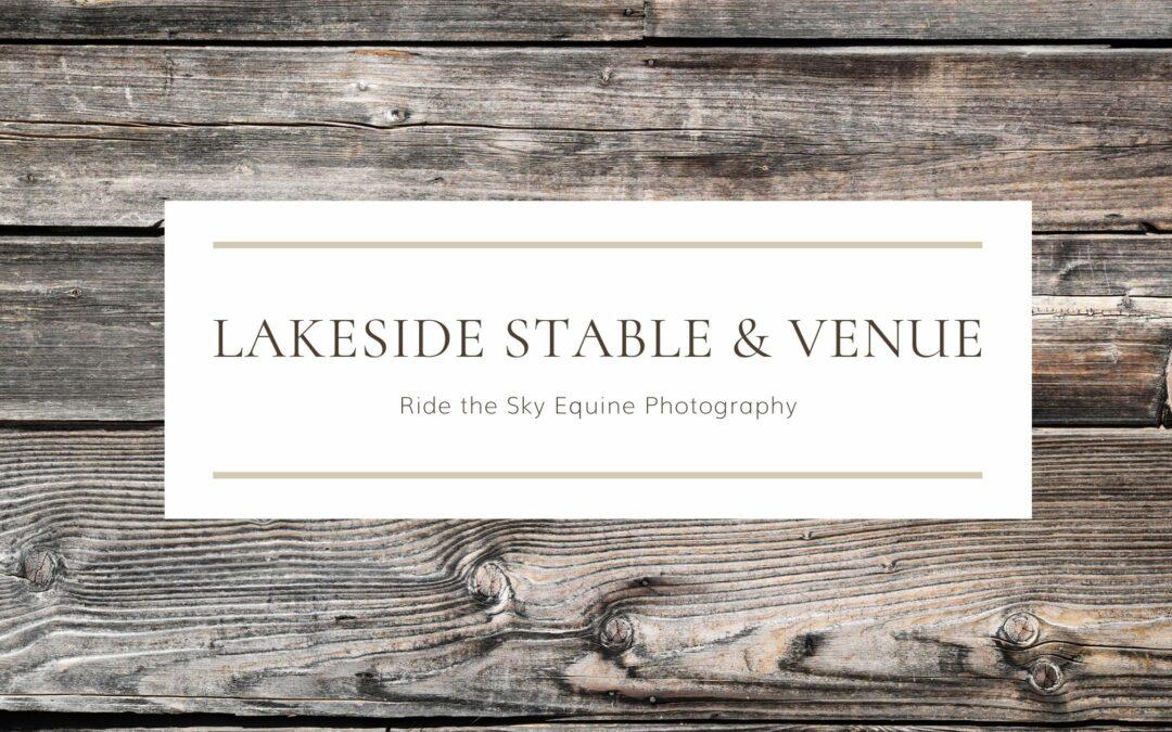 Lakeside Stable & Venue