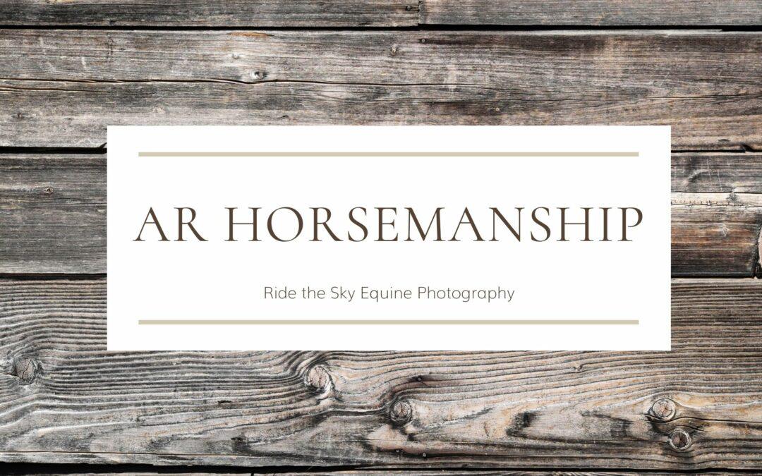 AR Horsemanship | Manchester TN